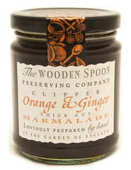 Clipper - Dark Orange & Ginger