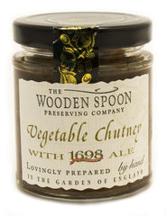 Vegetable Chutney - with 1698 Ale