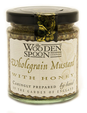 Wholegrain Mustard - With Honey