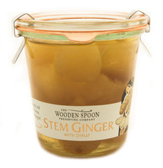 Whole Stem Ginger - with Syrup
