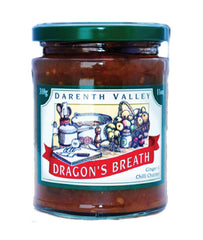 Dragon's Breath Ginger and Chilli Chutney