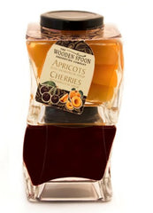 Stackable Duo- Apricots & Amaretto, Cherries & Kirsch