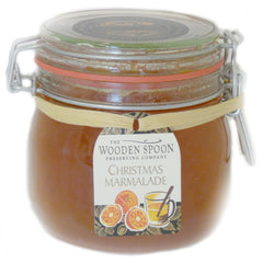 Christmas Marmalade- thick Cut with Spiced Cider