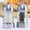 "01572 3.5"" Metro Pepper Mill & Salt Mill Set, Table View"
