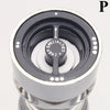 01572 Bottom View of Adjustable Ceramic Pepper Mill Mechanism
