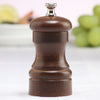 04150 4 Inch Capstan Pepper Mill, Walnut, Table View