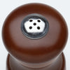 04256 4 Inch Capstan Walnut Salt Shaker, Top View