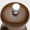 04202 Pepper Mill Top View, Walnut