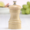 04350 4 Inch Capstan Pepper Mill, Natural, Table View