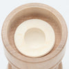 04256 4 Inch Capstan Natural Salt Shaker, Bottom View