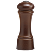 6 Inch Elegance Spice Shaker with Walnut Finish 06155