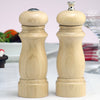 06206 6 Inch Salem Pepper Mill & Salt Shaker Gift Set, Natural, Table View