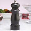 06350 6 Inch Salem Pepper Mill, Ebony, Table View