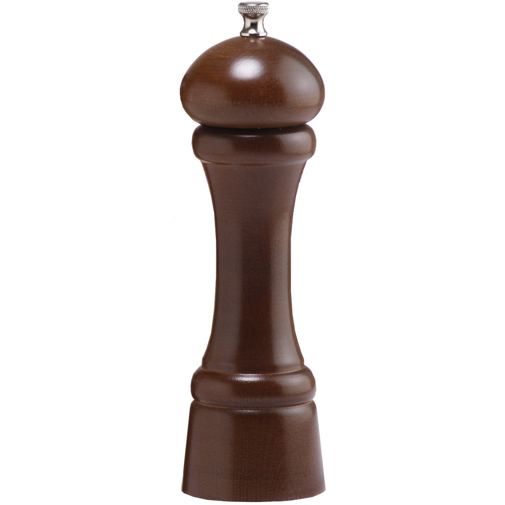 08152 8 Inch Windsor Salt Mill, Walnut