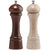 "Chef Specialties 8"" Windsor Pepper Mill & Salt Mill Set - Walnut + Natural"