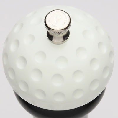 08510 Top View of Golf Ball Replica Resin Top