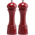 08602 8 Inch Windsor Pepper Mill & Salt Mill Set, Red