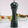 08851 8 Inch Windsor Pepper Mill, Green, Table View