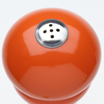 08955 8 Inch Windsor Spice Shaker, Orange, Top View