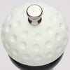 10512 Top View of Golf Ball Replica Resin Top