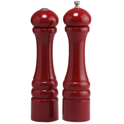 10600 10 Inch Imperial Pepper Mill & Salt Shaker Set