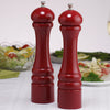 10600 10 Inch Imperial Pepper Mill & Salt Shaker Set, Table View
