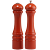 10900 10 Inch Imperial Pepper Mill & Salt Shaker Set, Orange