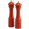 10902 10 Inch Imperial Pepper Mill & Salt Mill Set, Orange