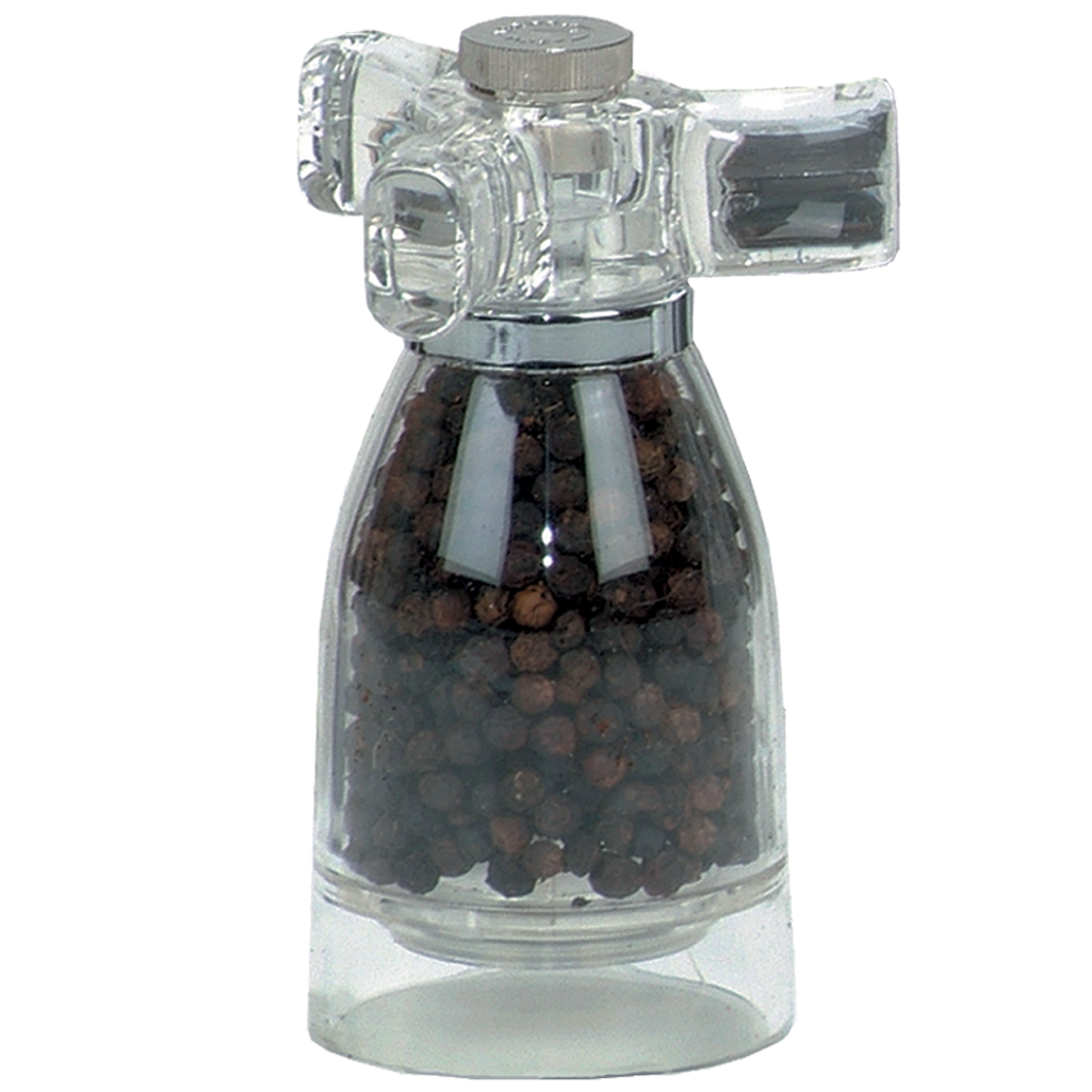 29931 4.25 Inch Spinner Pepper Mill