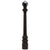 Chef Specialties 36 Inch Princess Pepper Mill with Ebony Finish, 36151