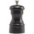 4 Inch Capstan Salt Mill with Black Finish