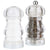5 Inch Clear Acrylic Pepper Mill and Salt Shaker Set 29190
