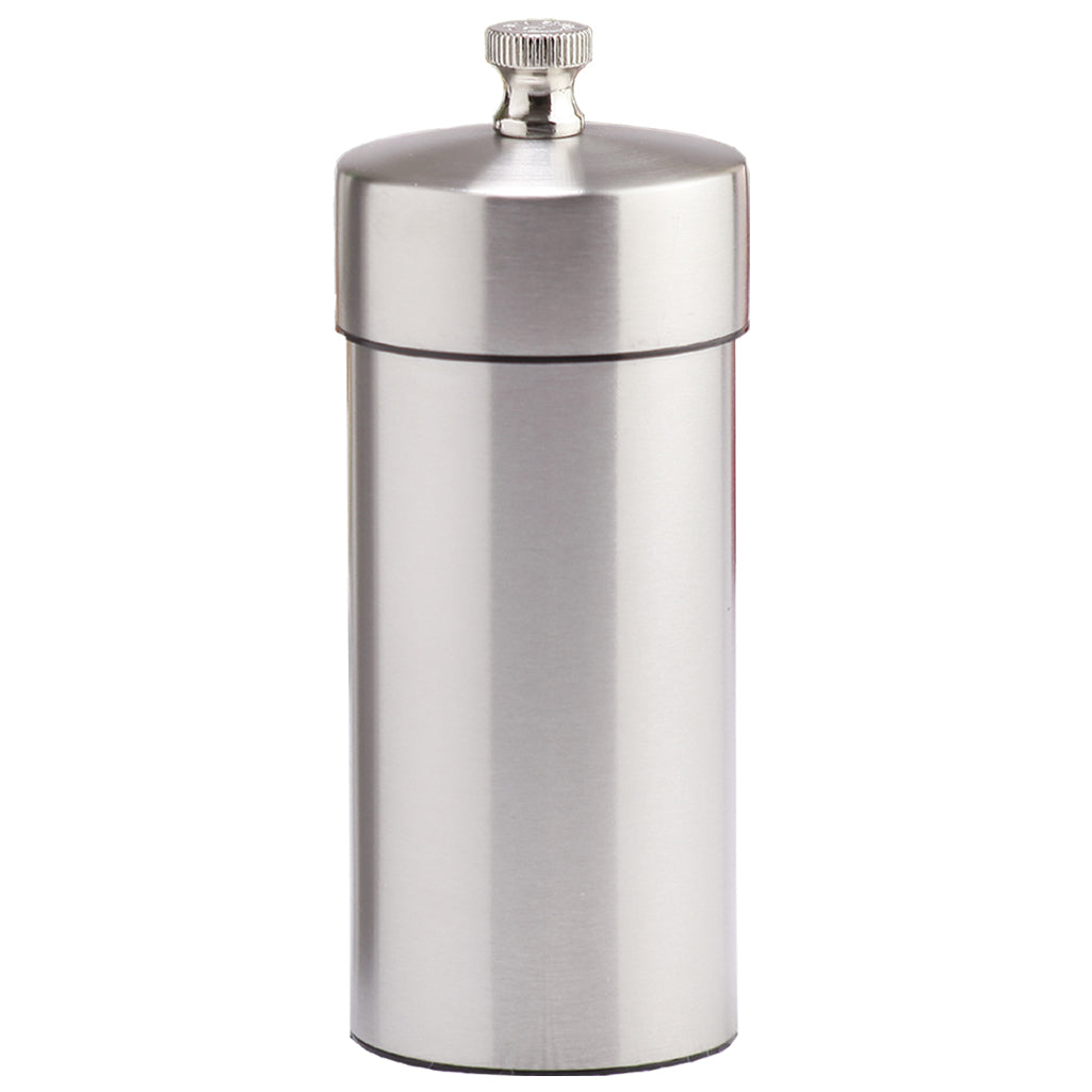 5.5 Inch Futura Stainless Steel Pepper Mill 29921