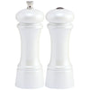 6 Inch Elegance Pepper Mill and Salt Shaker Set with Pearl Metallic Finish 06800