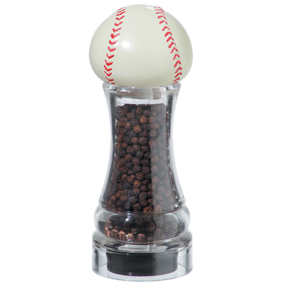 61050 6 Inch Baseball Pepper Mill