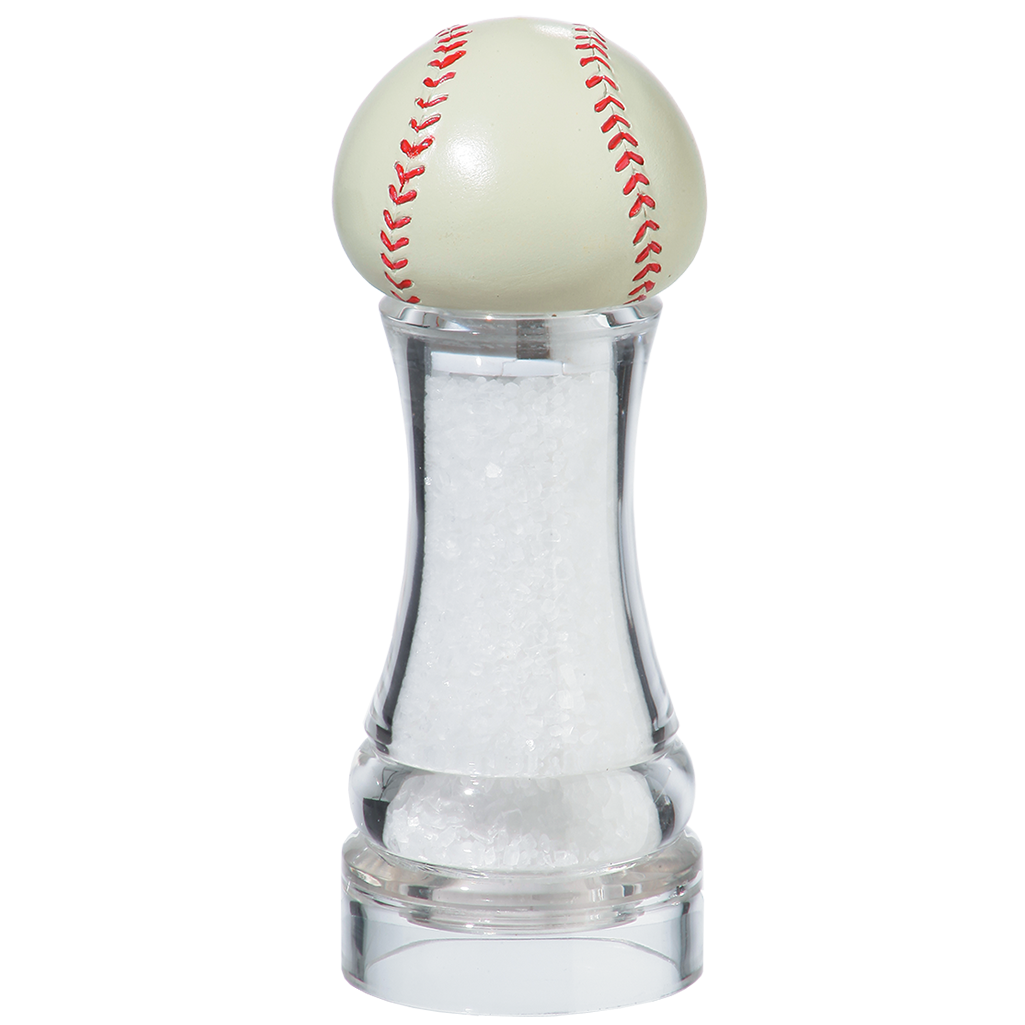 61052 6 Inch Baseball Salt Mill