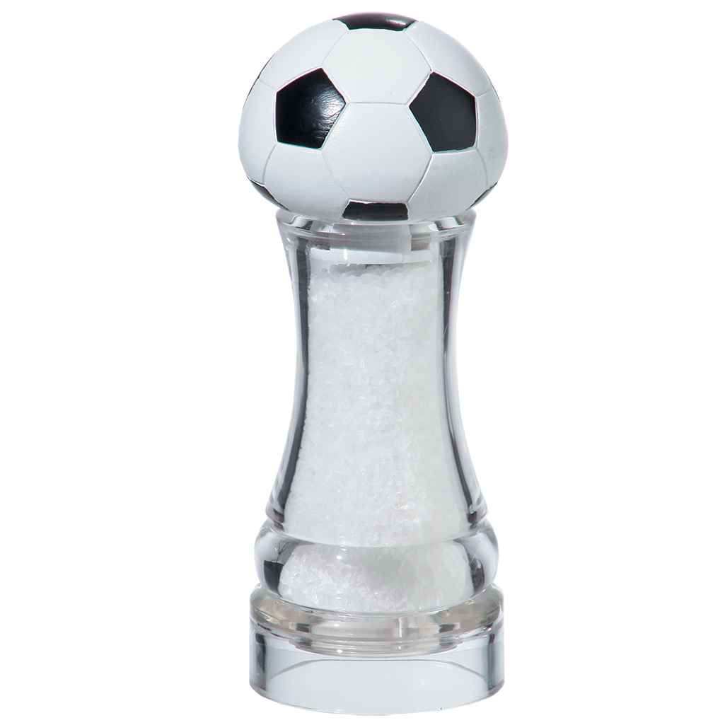 62052 6 Inch Soccer Salt Mill