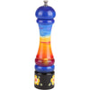 10 Inch Hand Painted Pepper Mill with Beach Theme