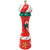 8 Inch Windsor Pepper Mill, Hand Painted Candy Cane Edition