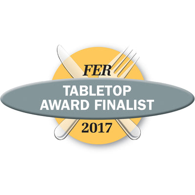 Food Equipment Reports Tabletop Award Finalist 2017