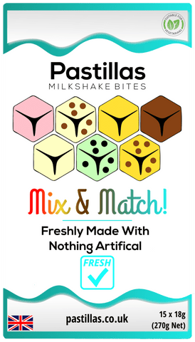 Mix & Match Your Favourite Pastillas! - (15 x 18g) - pastillas-uk
