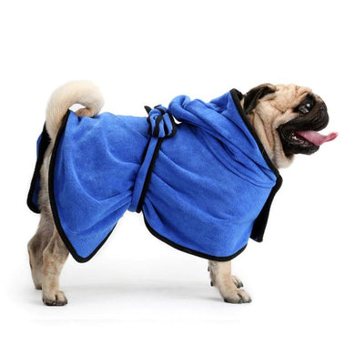 Dog Bathrobe - Idealpaws