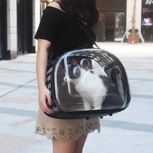 Load image into Gallery viewer, Full View Cat Side Carrier Bag - Idealpaws