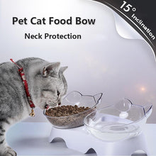 Load image into Gallery viewer, 2 In 1 Cat Ears Designer Bowl - Idealpaws