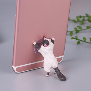 Cute Cat Phone Stand - Idealpaws