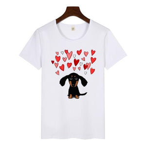 Dachshund T Shirt Collection - Idealpaws