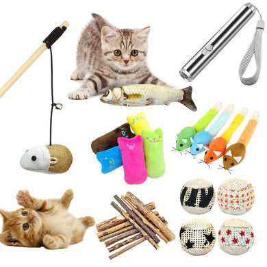 Cat toys collection - Idealpaws