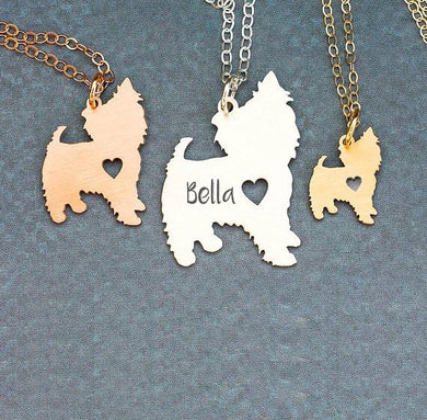 Yorkshire Terrier Necklace - Idealpaws