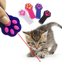 Load image into Gallery viewer, Paw Laser Pointer - Idealpaws