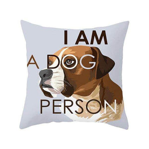 Animal Cushion Cover Cartoon Collection - Idealpaws